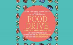 StuCo continues to collect cans, food for High Plains Food Bank through Nov. 22