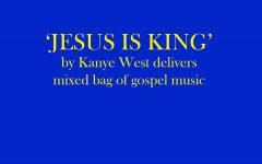 Kanye West delivers mixed bag of gospel music