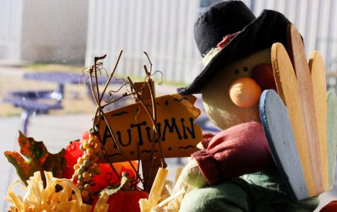 Thanksgiving break begins Monday, Nov. 25