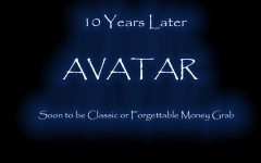 Avatar was released on Friday, Dec. 18, 2009 and grossed $2.8 billion.