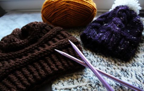Knitting a cozier Christmas