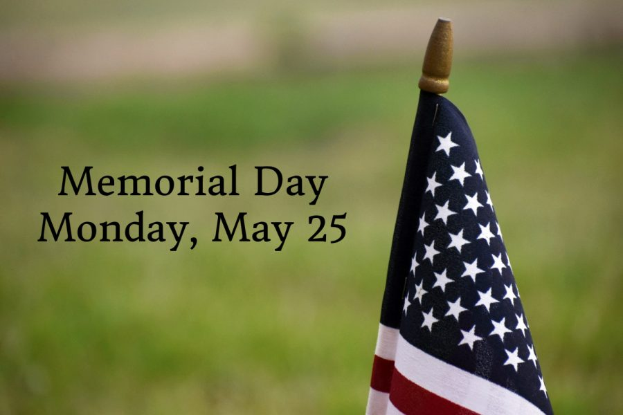 Memorial+Day+is+observed+each+year+on+the+last+Monday+of+May.