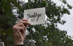 Key Club continues 'Kiss A Senior Goodbye' tradition