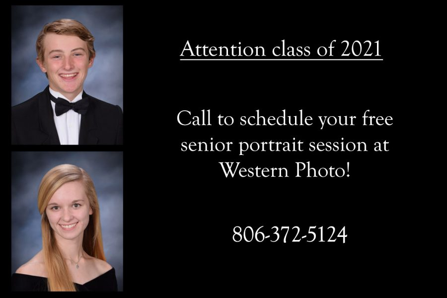 2021 seniors to take yearbook portraits during summer
