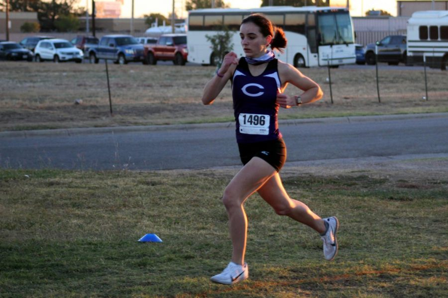 The cross country teams will compete at the Regional Meet Nov. 10 in Lubbock. Junior Breanna Stuart placed second at the State competition her freshman year and tenth at the State competition last year. Stuart said the season is going well.