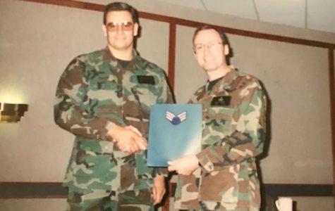 Senior Airman Robert Salazar