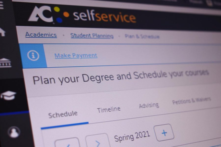 Although Amarillo College courses begin Tuesday, Jan. 19, tuition payments are due Friday, Jan. 8.