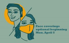 "Following Gov. Greg Abbott's decision to open Texas 100%, Canyon ISD announced face coverings will be optional beginning Monday, April 5. ""I wish everyone would wear their mask going forward,"" Canyon High principal Jennifer Boren said. ""But, that's not my decision, and we'll work hard to make sure students will still be able to attend their events and activities while still following other COVID-19 precautions. If there are things we can do to make the chances higher for those activities to still happen, then we're going to protect the social and competitive and other parts of school that aren't just in the classroom."