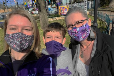 Upon entering Six Flags Over Texas, Gills sister Katy, brother Timothy and mother Kristina begin a fun-filled family day. As they were leaving the park people ran back in the gates, running from an active shooter situation.