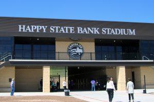 Happy State Bank Stadium Banquet Center virtual tour