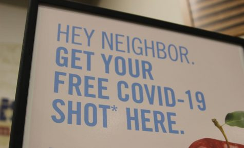 The CDC encourages students 12 years and older to get a COVID-19 vaccination. The district is providing an easy way for students to get their vaccinations with four different clinics. Walgreens and United Supermarkets is also offering free vaccinations by appointments.