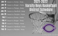 2021 Varsity boys basketball schedule, roster
